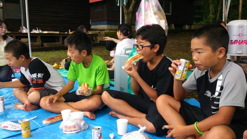 6年生キャンプ4