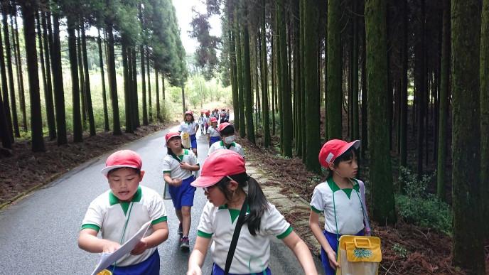平成最後の学校で(3年生)